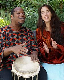 Emile Hassen Dyer & Maggie Wheeler